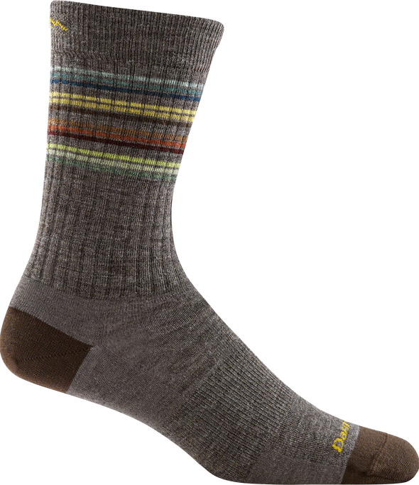 Darn Tough Mens 6010 Merino Wool Crew Lifestyle Socks