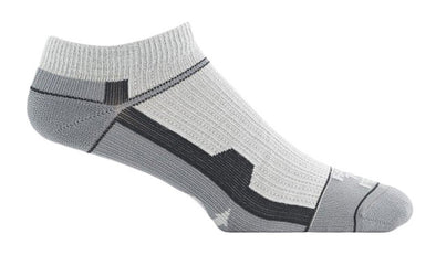 Farm 2 Feet Mens 9741 Merino Wool No Show Running Socks