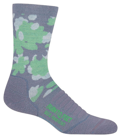 Farm 2 Feet Womens 9712 Merino Wool 3/4 Crew Hiking Socks