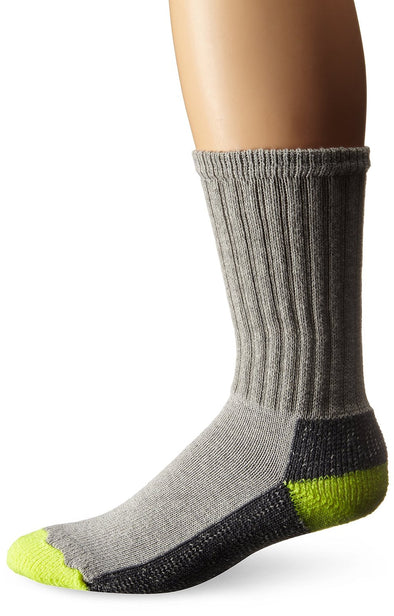 Wigwam Unisex F1375 Cotton Crew Work Socks