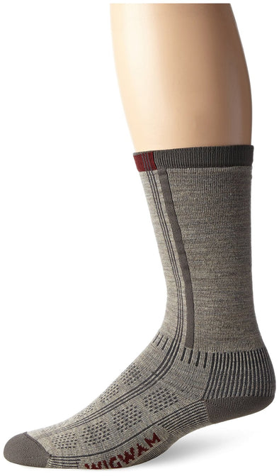 Wigwam Unisex F1427 Merino Wool Crew Hiking Socks