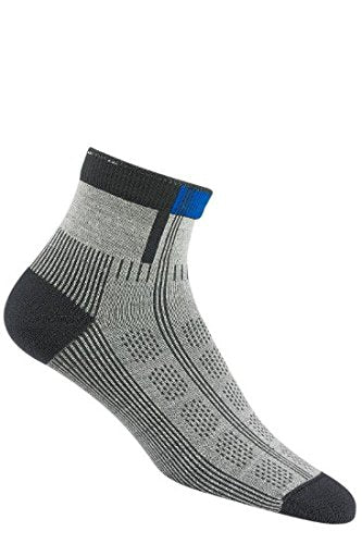 Wigwam Unisex F1428 Merino Wool 1/4 Crew Hiking Socks