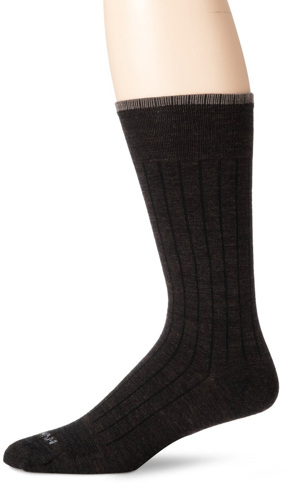 Wigwam Unisex F2501 Merino Wool Crew Fashion Socks