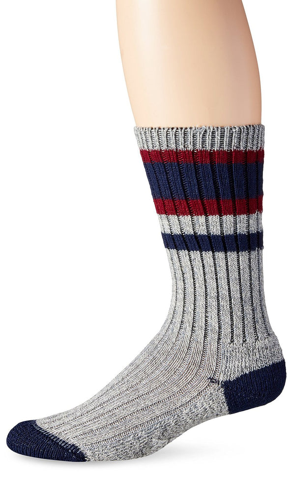 Wigwam Unisex F5309 Merino Wool Crew Fashion Socks
