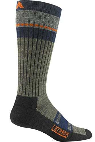 Wigwam Unisex F6169 Merino Wool Crew Hiking Socks