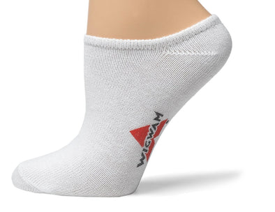 Wigwam Unisex S1034 Cotton No Show Sports Socks