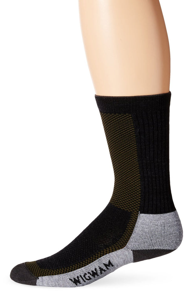 Wigwam Unisex F6275 Merino Wool Crew Hiking Socks