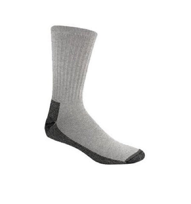 Wigwam Unisex S1221 Cotton Crew Work Socks