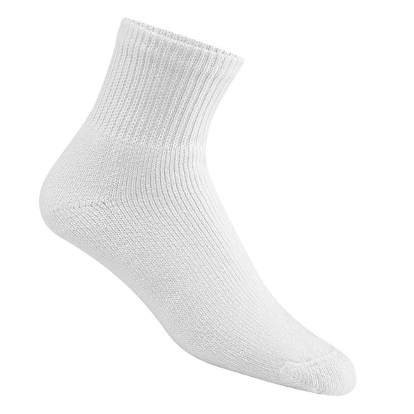 Wigwam Unisex F1180 Cotton 1/4 Crew Work Socks