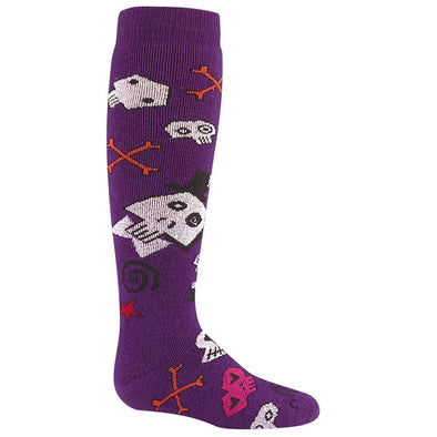 Wigwam Kids F2102 Worsted Wool Knee High Ski/Snowboarding Socks