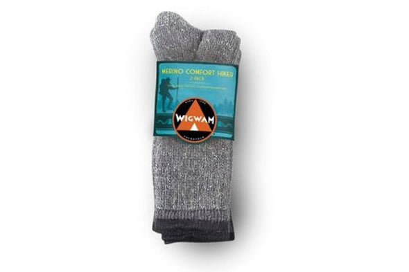 Wigwam Kids S2323 Merino Wool Crew Hunting Socks