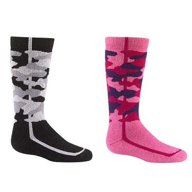 Wigwam Kids F2104 Acrylic Knee High Ski/Snowboarding Socks