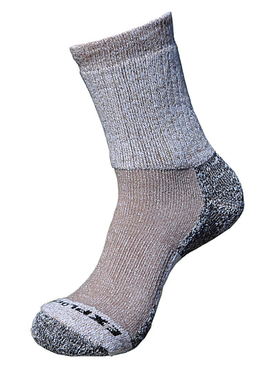 Altera Unisex Explore Crew Alpaca Wool Crew Hiking Socks