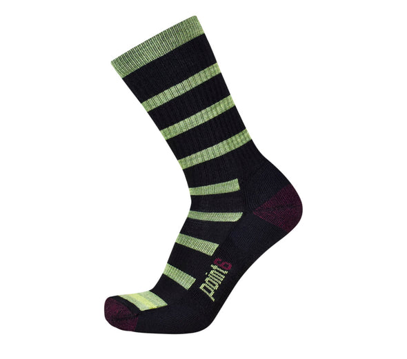 Point6 Unisex 1729 Merino Wool Crew Sports Socks