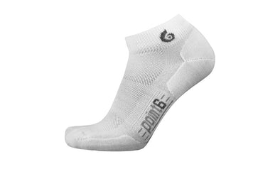 Point6 Unisex 1171 Merino Wool 1/4 Crew Running Socks