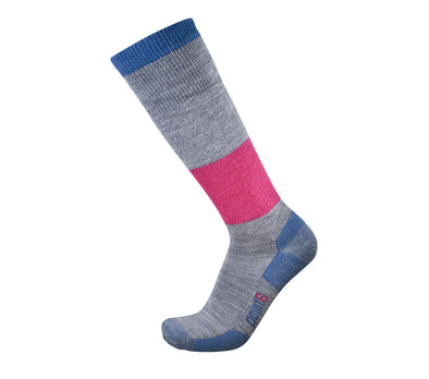 Point6 Unisex 1604 Merino Wool Knee High Ski/Snowboarding Socks