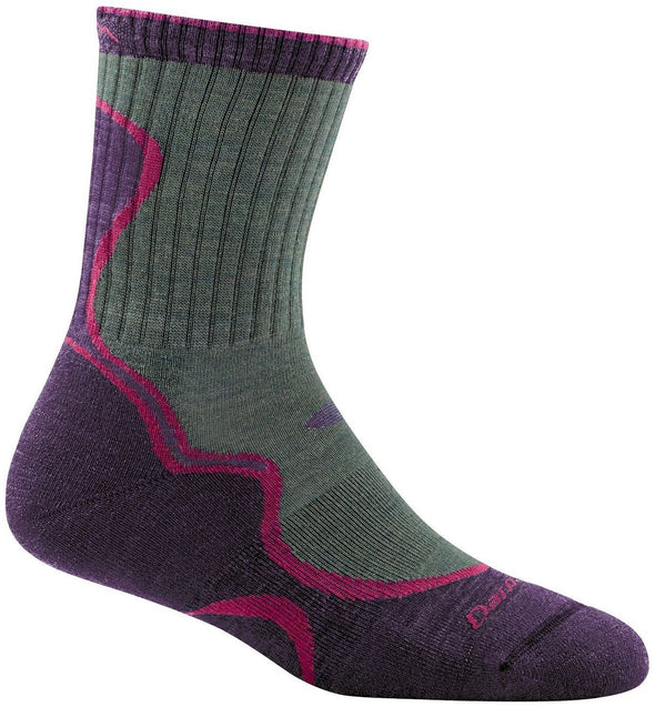 Darn Tough Womens 1932 Merino Wool 3/4 Crew Hiking Socks