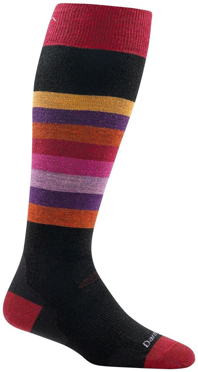Darn Tough Womens 1822 Merino Wool Knee High Ski/Snowboarding Socks