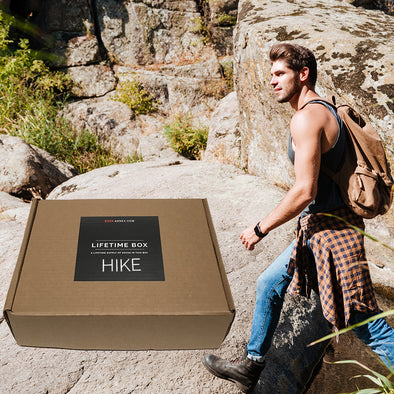 Lifetime Supply Mens Hiking Socks Mystery Box