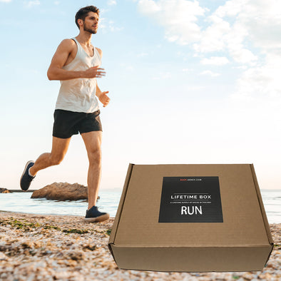 Lifetime Supply Mens Running Socks Mystery Box