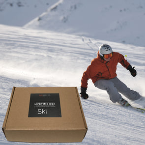 Lifetime Supply Mens Ski/Snowboarding Socks Mystery Box