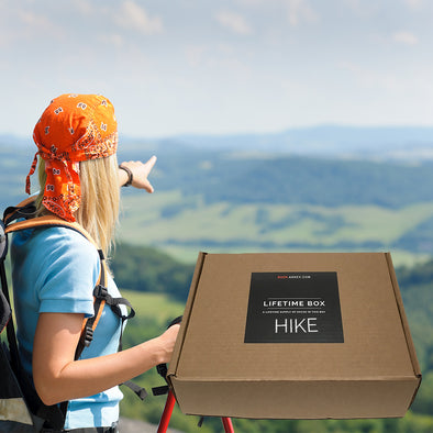 Lifetime Supply Womens Hiking Socks Mystery Box