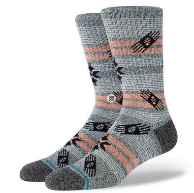 Stance Mcdermitt Butter Blend Crew Socks