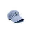 Dogwood Logo White w/ Green Stripe Wood Cover