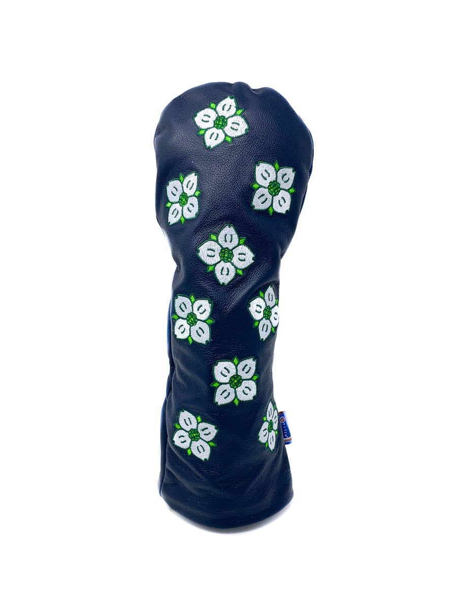 Stitch Golf Dancing Dogwood Head Cover