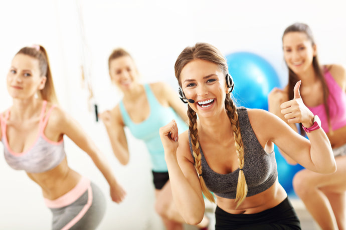 Top Tips For Becoming An Aerobics Instructor