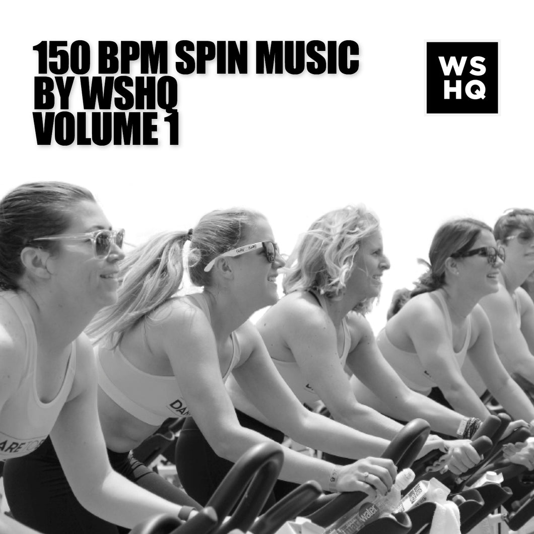 150 BPM Spin Music, Vol. 1