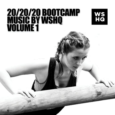 20/20/20 Workout Music, Vol. 1