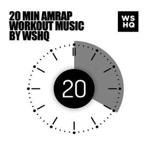 20 Minute Timer For AMRAP