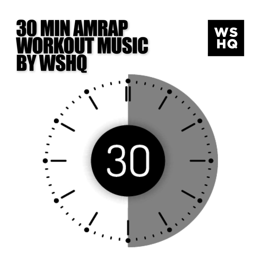 30 Minute Timer For AMRAP