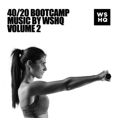 40/20 Workout Music, Vol. 2