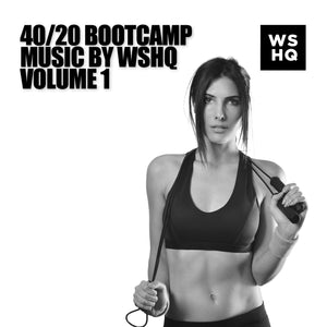 40/20 Workout Music, Vol. 1
