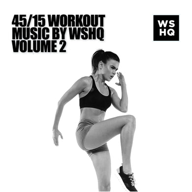 45/15 Workout Music, Vol. 2