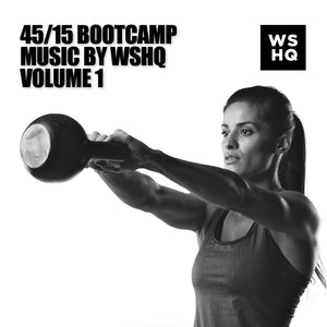 45/15 Workout Music, Vol. 1