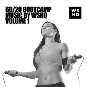 60/20 Workout Music, Vol. 1