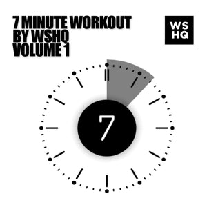 7 Minute Workout Music, Vol. 1