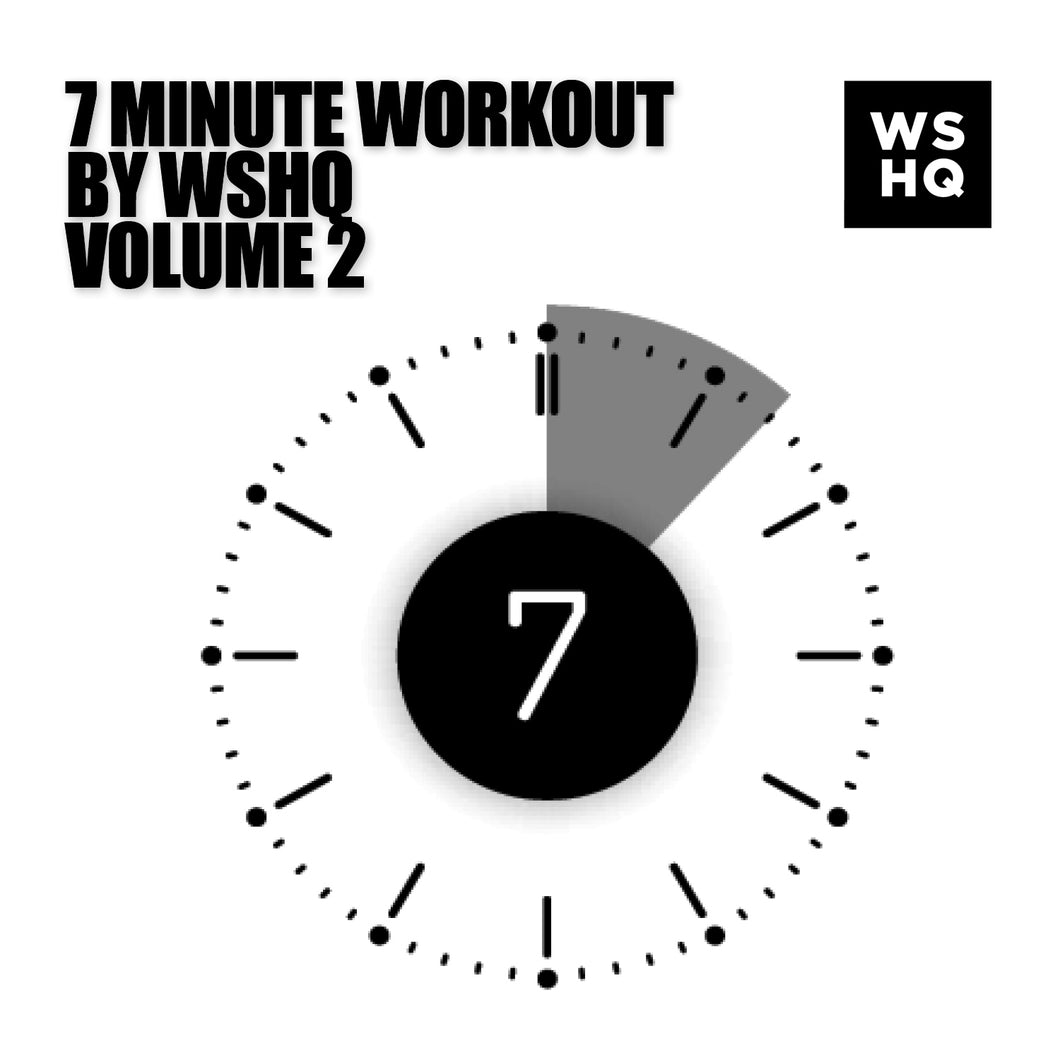 7 Minute Workout Music, Vol. 2