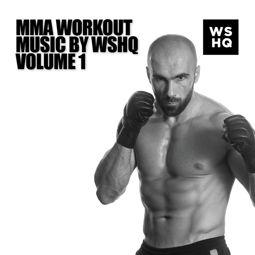 MMA Workout Music, Vol. 1
