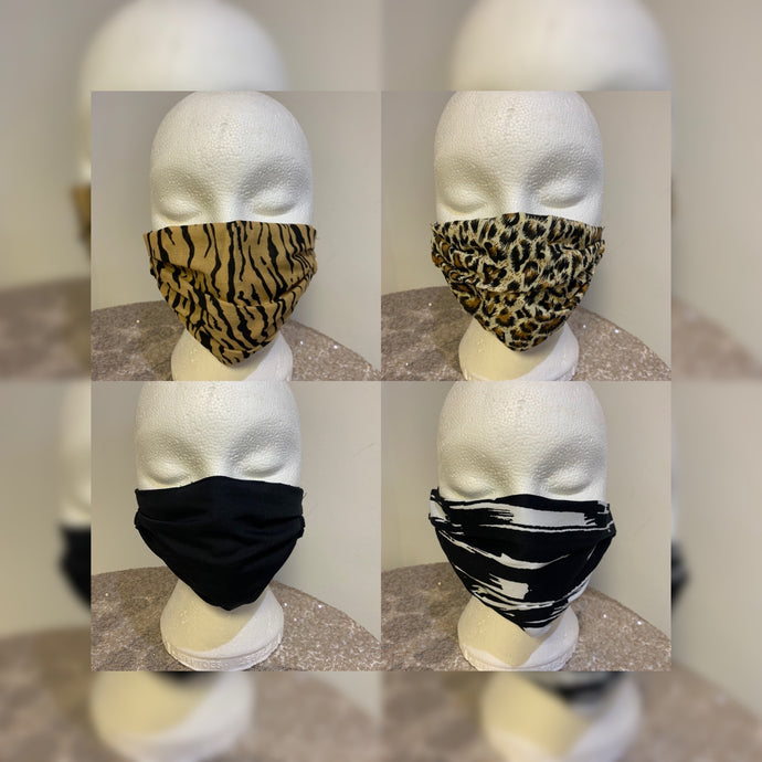 Ladies Face Covering