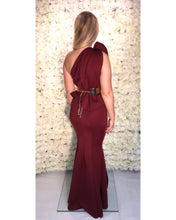 Load image into Gallery viewer, Ruby Fishtail Dress