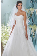 Load image into Gallery viewer, Roma - Mon Cheri Wedding Dress
