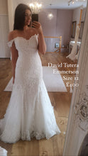 Load image into Gallery viewer, Emmerson - David Tutera Wedding Dress