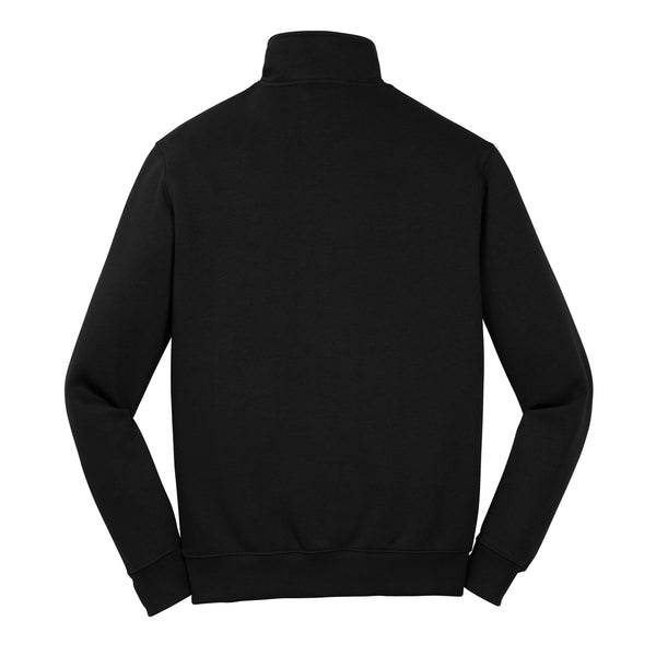 Concorida Quarter-Zip - Black