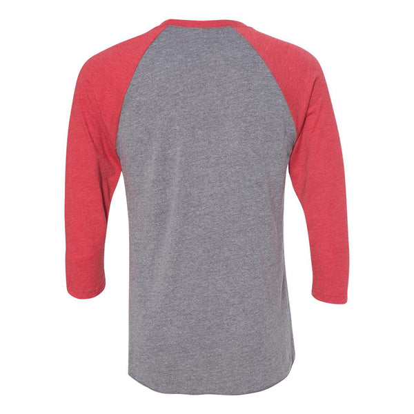 Concordia Highlight Serif 3/4 Sleeve - Vtg Red / Heather