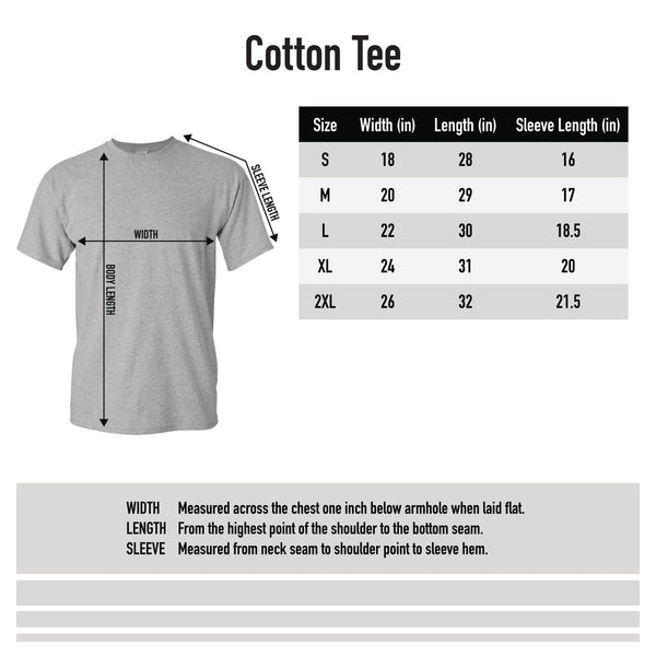 Concordia Cheer T-Shirt - Sport Grey