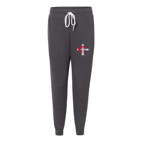 Concordia Cardinals Jogger - Dark Grey Heather